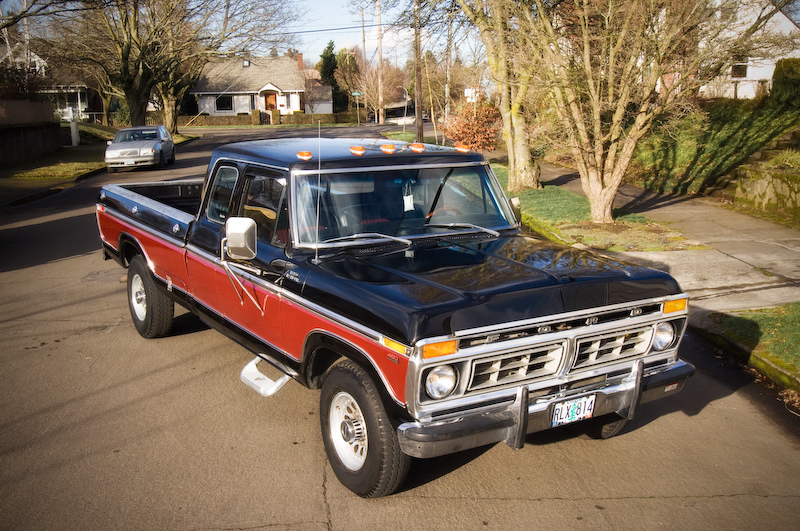 Restored 1977 Ford F150 Ranger 4x4 Shortbox Pickup 1977 Ford F 150